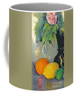 Flowers And Fruits Coffee Mug