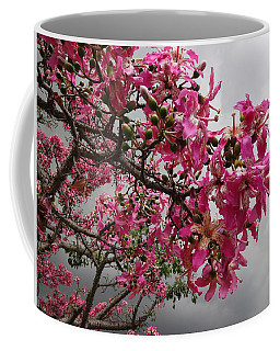 Flowers And Thorns And The Sky Adorned  Coffee Mug
