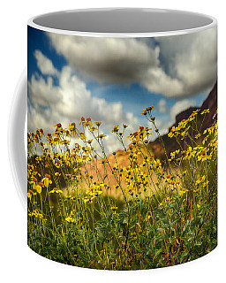 Flowers Are Food For The Soul  Coffee Mug