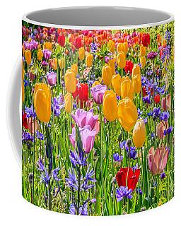 Flowers Everywhere Coffee Mug