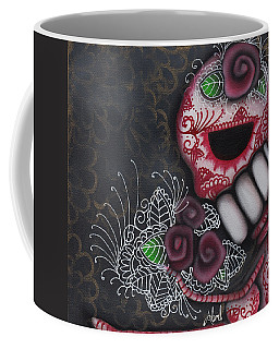 Flowers For The Dead II Coffee Mug