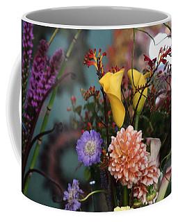 Flowers From My Window Coffee Mug
