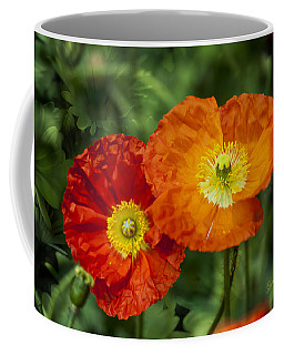 Flowers In Kodakchrome Coffee Mug
