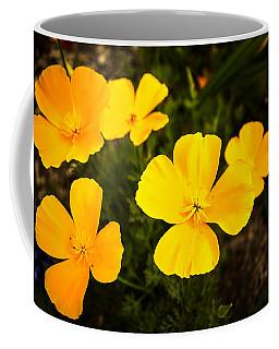 Flowers In The Garden Coffee Mug