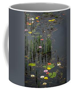 Flowers In The Markree Castle Moat Coffee Mug