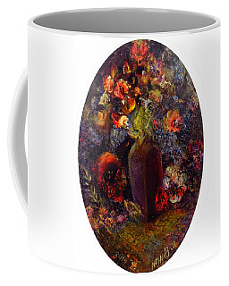 Flowers In Vase Coffee Mug