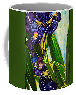 Flowers In Your Hair II Coffee Mug