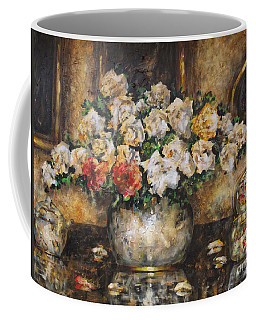 Flowers Of My Heart Coffee Mug