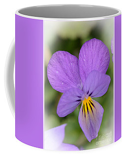 Coffee Mug featuring the photograph Flowers That Smile by Kerri Farley