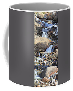 Flowing Downstream Coffee Mug