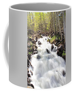Flowing Fast Coffee Mug