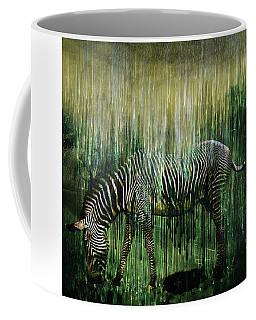Flowing Stripes Coffee Mug