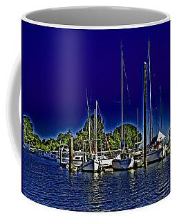 Floyd On The Delta Loop Coffee Mug