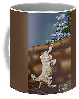 Fluff And Flutter Coffee Mug