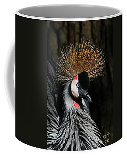 Fluffy Coffee Mug by Judy Whitton