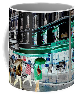Fluidity In Motion  Coffee Mug by Richard Rosenshein