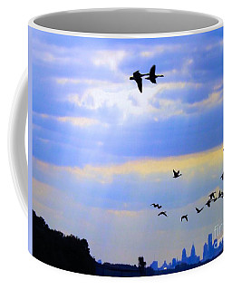Fly Like The Wind Coffee Mug