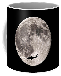 Fly Me To The Super Moon Coffee Mug