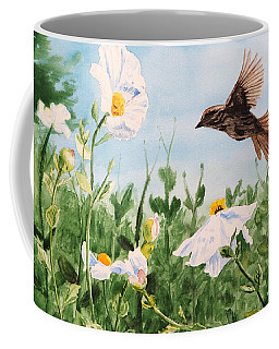 Flying Bird Coffee Mug