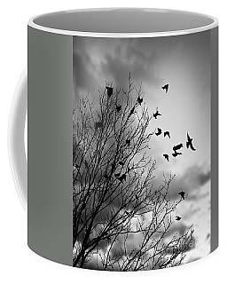 Flying Birds Coffee Mug