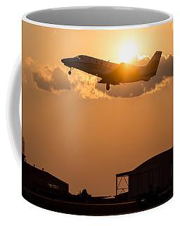 Flying Home Coffee Mug by Paul Job