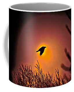 Flying - Leif Sohlman Coffee Mug by Leif Sohlman