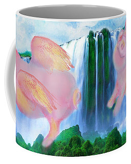 Flying Pigs Coffee Mug