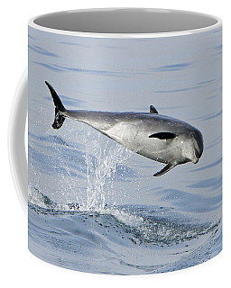 Flying Sideways Coffee Mug by Shoal Hollingsworth
