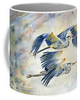 Flying Together Coffee Mug