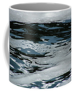 Foam On Water Coffee Mug