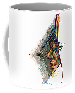 Focusing The Attention Coffee Mug by John Ashton Golden