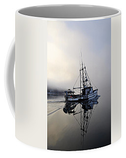 Fog Bound Coffee Mug by Cathy Mahnke