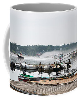 Fog Bound Coffee Mug