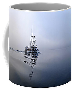Foggy Coffee Mug by Cathy Mahnke