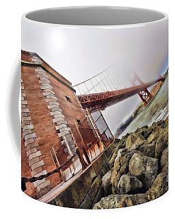 Foggy Gates Coffee Mug