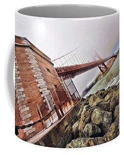 Foggy Gates Coffee Mug