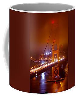 Foggy Golden Gate Coffee Mug