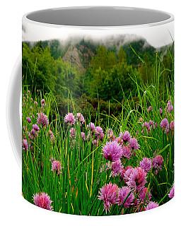 Foggy Morning Coffee Mug