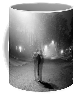 Foggy Night Coffee Mug