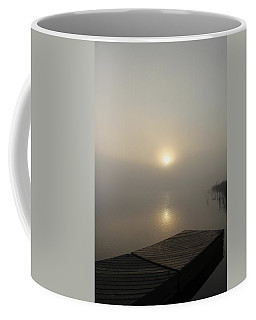 Foggy Reflections Coffee Mug