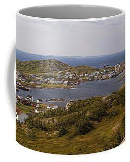 Fogo Coffee Mug by Eunice Gibb
