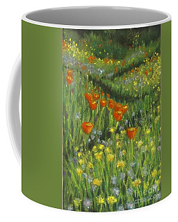 Poppy Trail Coffee Mug