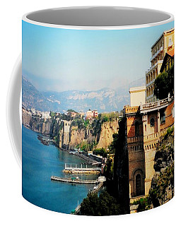 Follow My Heart To Sorrento Coffee Mug