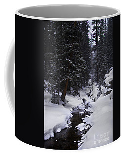Follow The Creek Coffee Mug