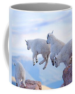 Follow The Leader Coffee Mug