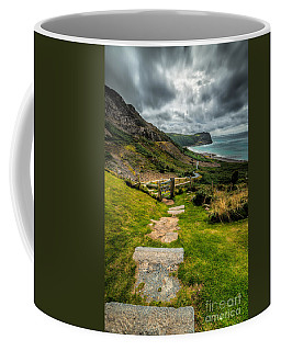 Follow The Path Coffee Mug