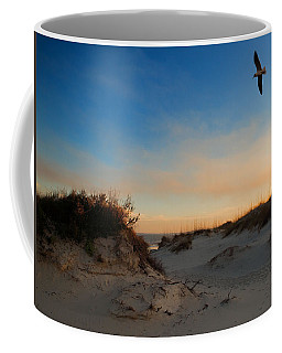 Coffee Mug featuring the photograph Follow Your Dreams by Laura Ragland