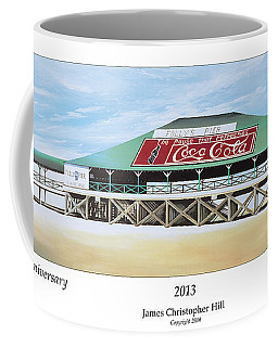 Folly Beach Original Pier Coffee Mug
