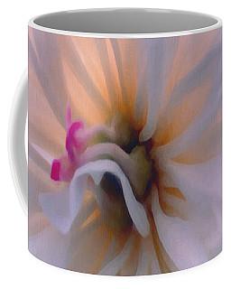 Coffee Mug featuring the photograph Romance by Jean OKeeffe Macro Abundance Art
