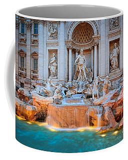 Fontana Di Trevi Coffee Mug